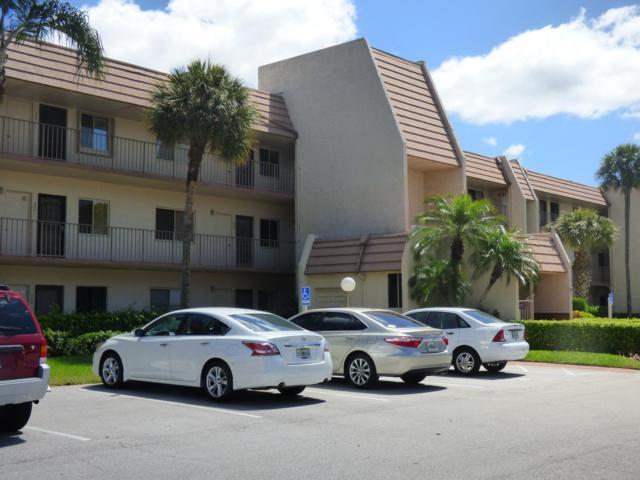 4100 Tivoli Court #301, Lake Worth, FL 33467 (MLS #RX-10525348) :: EWM Realty International