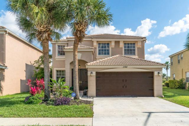 1146 Oakwater Drive, Royal Palm Beach, FL 33411 (#RX-10525424) :: The Reynolds Team/Treasure Coast Sotheby's International Realty