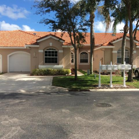 18400 Via Di Regina, Boca Raton, FL 33496 (MLS #RX-10525499) :: The Paiz Group