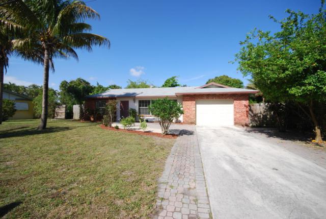 1725 Boardman Avenue, Mangonia Park, FL 33407 (#RX-10525606) :: Ryan Jennings Group