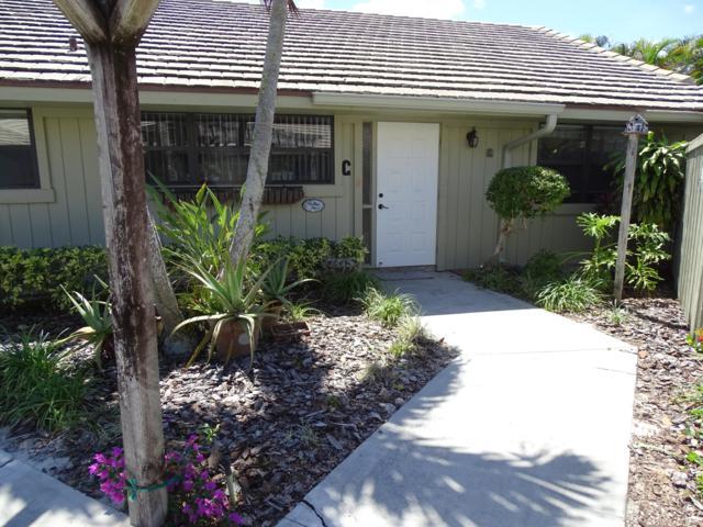 1127 E Seminole Avenue 21C, Jupiter, FL 33477 (MLS #RX-10525621) :: Berkshire Hathaway HomeServices EWM Realty