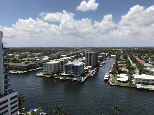 3233 NE 34th Street #1718, Fort Lauderdale, FL 33308 (#RX-10525655) :: The Rizzuto Woodman Team