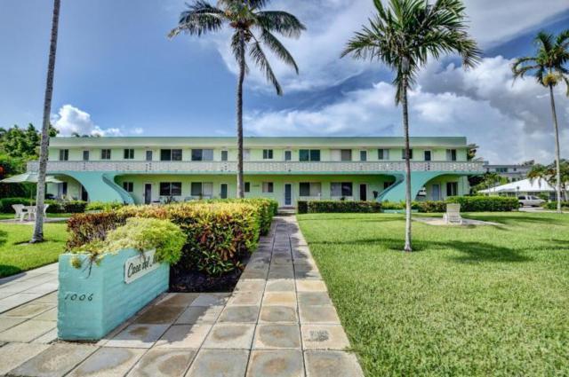 1006 Casuarina Road #7, Delray Beach, FL 33483 (MLS #RX-10525779) :: EWM Realty International