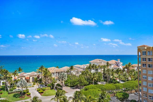 3594 S Ocean Boulevard #1003, Highland Beach, FL 33487 (MLS #RX-10525795) :: Berkshire Hathaway HomeServices EWM Realty