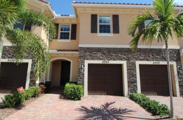 5053 Ellery Terrace, West Palm Beach, FL 33417 (MLS #RX-10526039) :: Berkshire Hathaway HomeServices EWM Realty