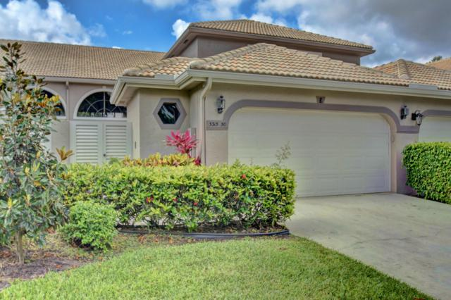 5315 Monterey Circle E, Delray Beach, FL 33484 (MLS #RX-10526142) :: Berkshire Hathaway HomeServices EWM Realty