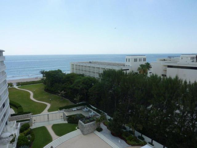 2780 S Ocean Boulevard #512, Palm Beach, FL 33480 (MLS #RX-10526210) :: Berkshire Hathaway HomeServices EWM Realty