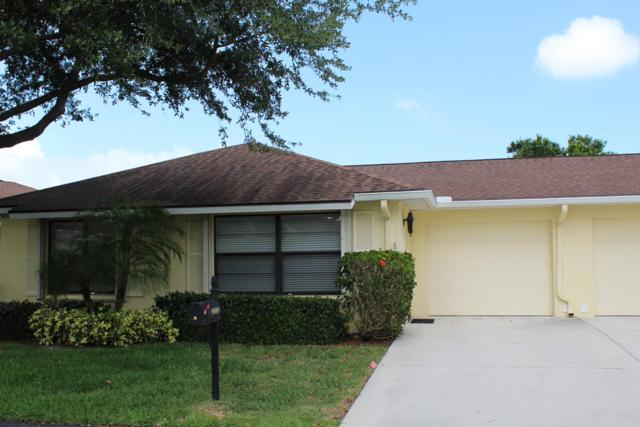 9885 Tabebuia Tree Drive A, Boynton Beach, FL 33436 (MLS #RX-10526304) :: Berkshire Hathaway HomeServices EWM Realty
