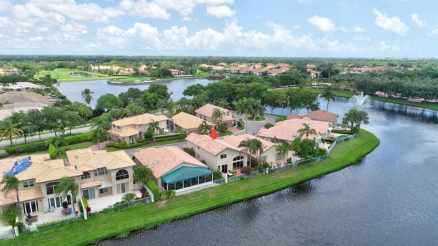 2524 NW 53rd Street, Boca Raton, FL 33496 (MLS #RX-10526421) :: Berkshire Hathaway HomeServices EWM Realty
