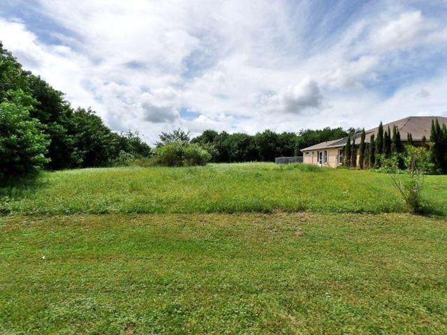 4318 SW Jarmer Road Road, Port Saint Lucie, FL 34953 (MLS #RX-10526545) :: Berkshire Hathaway HomeServices EWM Realty