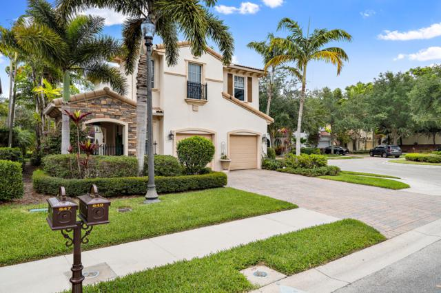 849 Madison Court, Palm Beach Gardens, FL 33410 (MLS #RX-10526547) :: Berkshire Hathaway HomeServices EWM Realty