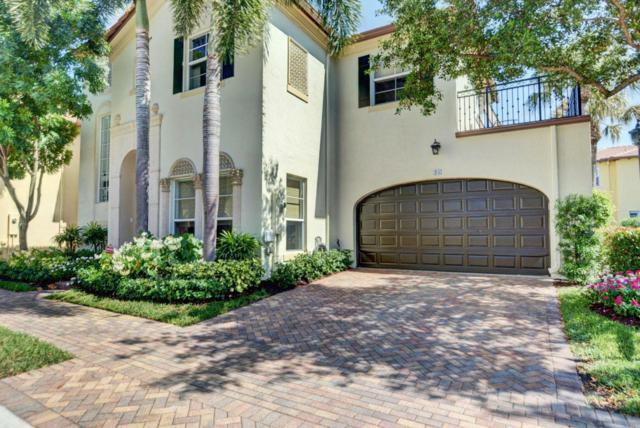 93 Via Floresta Drive, Boca Raton, FL 33487 (MLS #RX-10526650) :: Berkshire Hathaway HomeServices EWM Realty