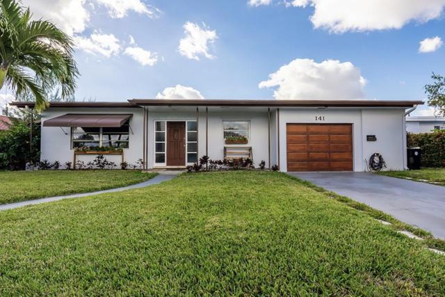 141 Bryn Mawr Drive, Lake Worth, FL 33460 (#RX-10526736) :: The Reynolds Team/Treasure Coast Sotheby's International Realty