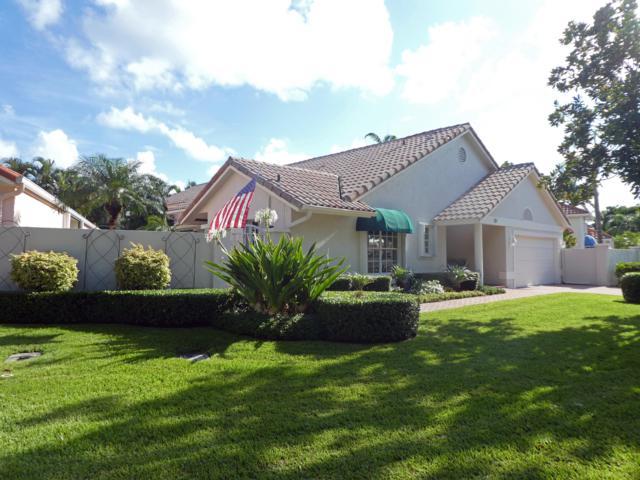 317 Pelican Way, Delray Beach, FL 33483 (MLS #RX-10526805) :: EWM Realty International
