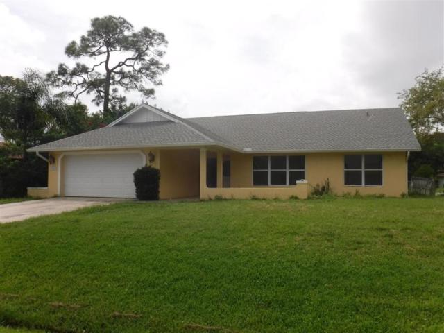 346 SE Glenwood Drive, Port Saint Lucie, FL 34984 (#RX-10526842) :: Weichert, Realtors® - True Quality Service