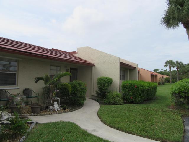120 Lake Barbara Drive, West Palm Beach, FL 33411 (MLS #RX-10527139) :: The Paiz Group