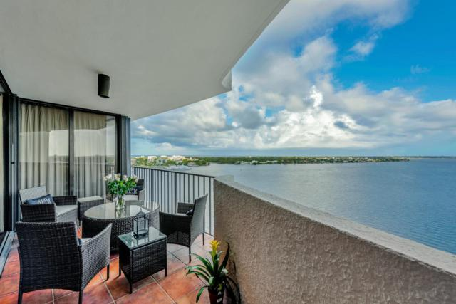 1200 S Flagler Drive #1404, West Palm Beach, FL 33401 (#RX-10527355) :: Ryan Jennings Group