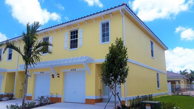 4008 NW 11th Drive, Lauderhill, FL 33313 (MLS #RX-10527539) :: Berkshire Hathaway HomeServices EWM Realty