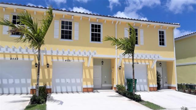 4021 NW 11th Drive, Lauderhill, FL 33313 (MLS #RX-10527544) :: Berkshire Hathaway HomeServices EWM Realty