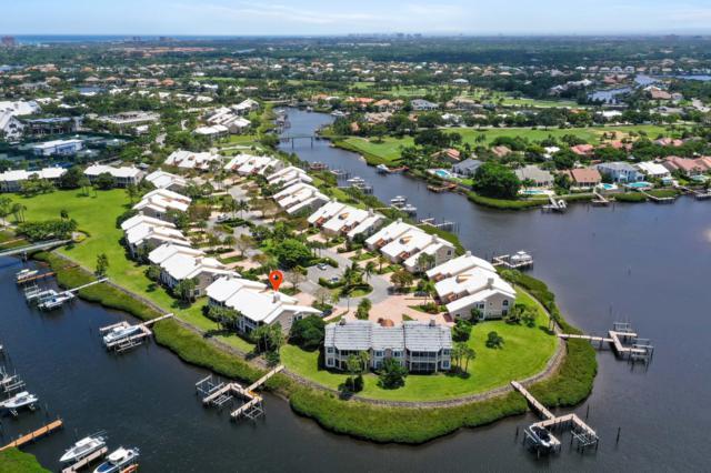 2402 Captains Way #2402, Jupiter, FL 33477 (MLS #RX-10527632) :: Berkshire Hathaway HomeServices EWM Realty