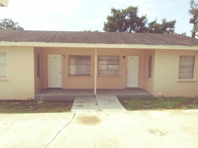 427 N 12th Street Street, Fort Pierce, FL 34950 (#RX-10527651) :: Weichert, Realtors® - True Quality Service
