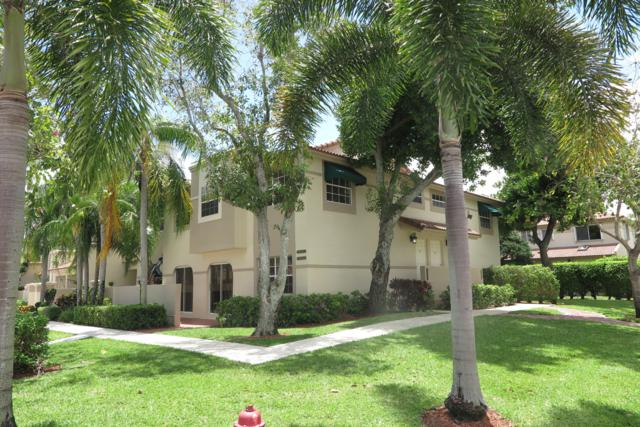 6721 Via Regina, Boca Raton, FL 33433 (MLS #RX-10527673) :: EWM Realty International