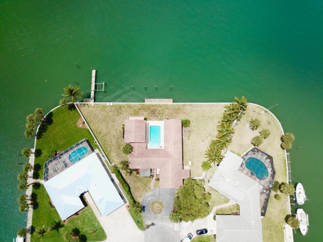 1700 Rio Vista Drive, Hutchinson Island, FL 34949 (#RX-10527802) :: Ryan Jennings Group