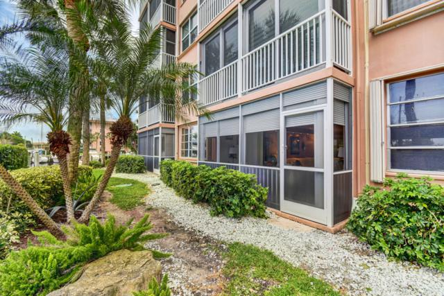 930 Dogwood Drive #158, Delray Beach, FL 33483 (#RX-10527858) :: Ryan Jennings Group