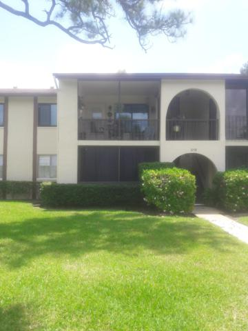 319 Knotty Pine Circle C-2, Greenacres, FL 33463 (MLS #RX-10527982) :: Berkshire Hathaway HomeServices EWM Realty