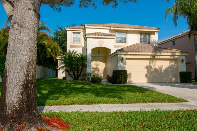 2096 Reston Circle, Royal Palm Beach, FL 33411 (MLS #RX-10528081) :: Berkshire Hathaway HomeServices EWM Realty