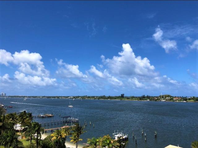 2800 N Flagler Drive #811, West Palm Beach, FL 33407 (MLS #RX-10528150) :: Berkshire Hathaway HomeServices EWM Realty