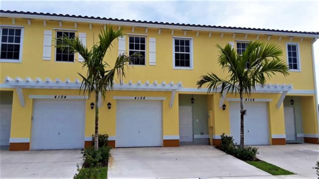 4106 NW 10th Place, Lauderhill, FL 33313 (MLS #RX-10528159) :: Berkshire Hathaway HomeServices EWM Realty