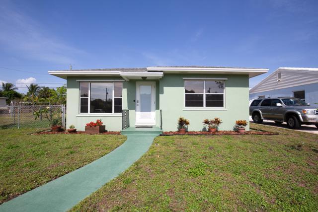 1401 N O Street, Lake Worth, FL 33460 (#RX-10528199) :: The Reynolds Team/Treasure Coast Sotheby's International Realty
