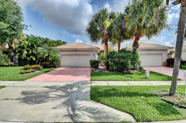 9520 Crescent View Drive N, Boynton Beach, FL 33437 (MLS #RX-10528234) :: Berkshire Hathaway HomeServices EWM Realty