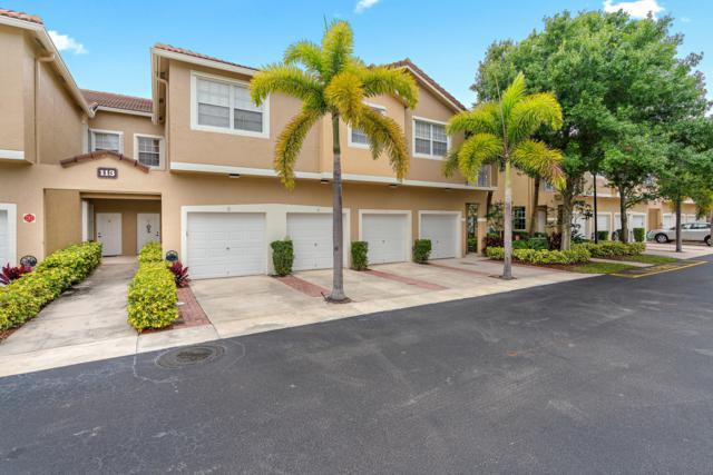 113 Lighthouse Circle H, Tequesta, FL 33469 (MLS #RX-10528298) :: Berkshire Hathaway HomeServices EWM Realty