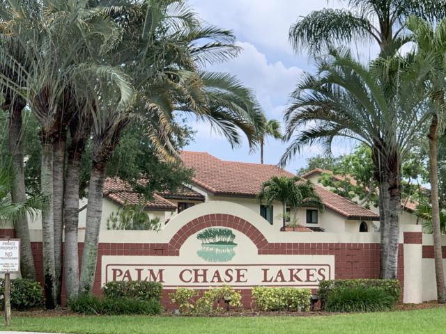 5880 S End Lake Drive #202, Boynton Beach, FL 33437 (MLS #RX-10528520) :: EWM Realty International