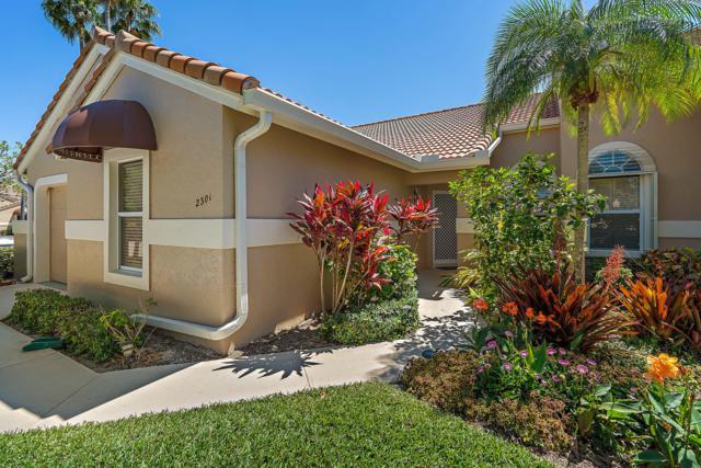 2301 Heather Run Terrace, Palm Beach Gardens, FL 33418 (MLS #RX-10528544) :: The Paiz Group