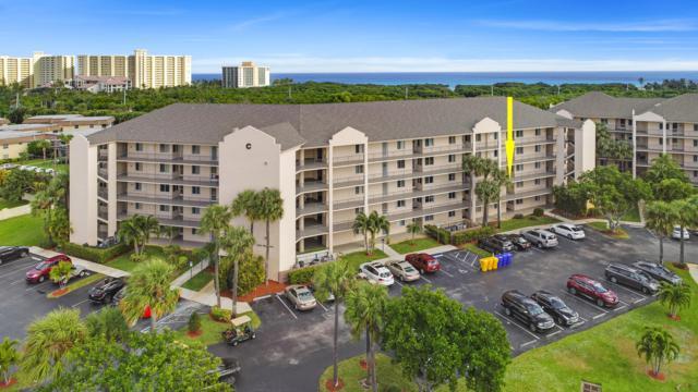 275 Palm Avenue C207, Jupiter, FL 33477 (MLS #RX-10528618) :: The Paiz Group