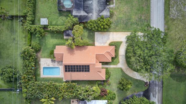 3897 Sherwood Boulevard, Delray Beach, FL 33445 (MLS #RX-10528790) :: Berkshire Hathaway HomeServices EWM Realty