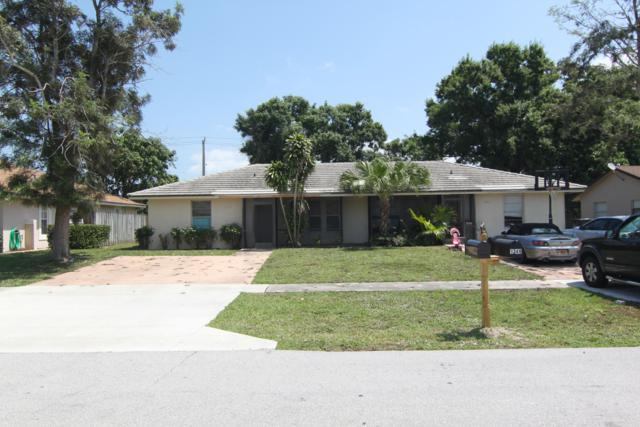 1346 Riverside Circle 1346 - 1348, Wellington, FL 33414 (MLS #RX-10528816) :: EWM Realty International