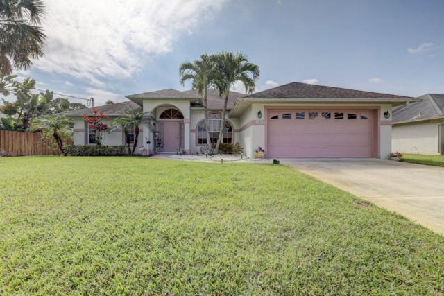 1881 SW Renfro Street, Port Saint Lucie, FL 34953 (#RX-10528905) :: The Reynolds Team/Treasure Coast Sotheby's International Realty