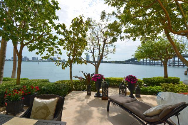 2640 Lake Shore Drive #112, Riviera Beach, FL 33404 (MLS #RX-10528917) :: Berkshire Hathaway HomeServices EWM Realty