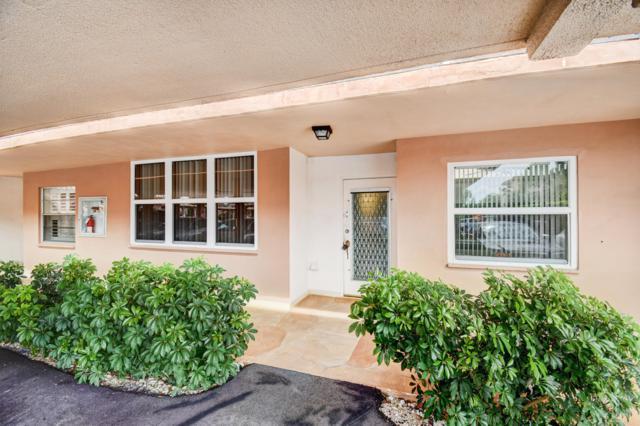 921 Gardenia Drive #174, Delray Beach, FL 33483 (#RX-10528967) :: Ryan Jennings Group
