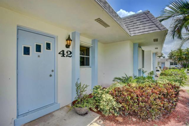 2638 Gately Drive E #42, West Palm Beach, FL 33415 (#RX-10529455) :: Ryan Jennings Group
