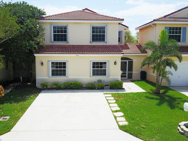7314 Burgess Drive, Lake Worth, FL 33467 (MLS #RX-10529584) :: EWM Realty International