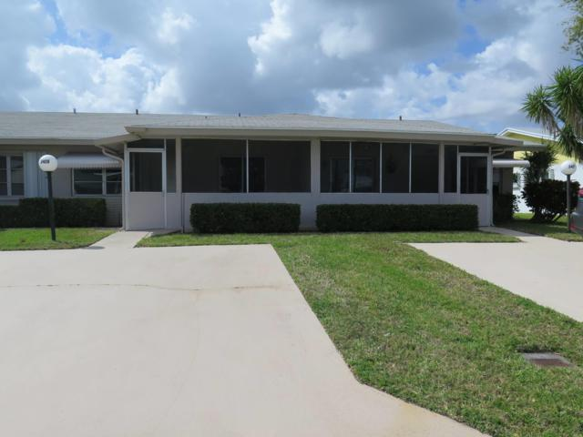 3409 Rossi Court #3409, West Palm Beach, FL 33417 (MLS #RX-10529696) :: Berkshire Hathaway HomeServices EWM Realty