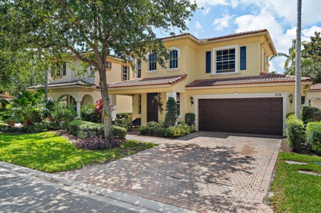 372 Columbus Street, Palm Beach Gardens, FL 33410 (MLS #RX-10529818) :: Berkshire Hathaway HomeServices EWM Realty