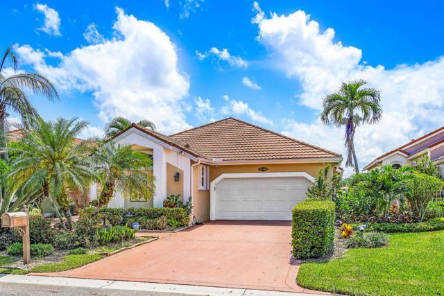 12780 Oak Knoll Drive, Palm Beach Gardens, FL 33418 (MLS #RX-10529865) :: EWM Realty International