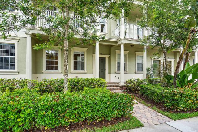 105 Black Ironwood Road #103, Jupiter, FL 33458 (MLS #RX-10529866) :: Berkshire Hathaway HomeServices EWM Realty