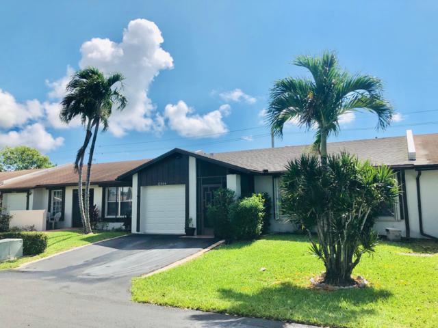 15864 Forsythia Circle, Delray Beach, FL 33484 (MLS #RX-10529874) :: Berkshire Hathaway HomeServices EWM Realty